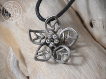 Blossom #7 in Stainless Steel
