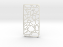 iPhone 6 case - Cell 2 in White Strong & Flexible
