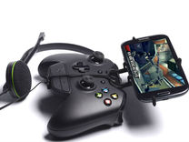 Xbox One controller & chat & ZTE Blade Vec 3G in Black Strong & Flexible