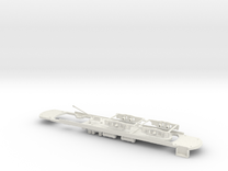 #87-2202 - without pilot - Unterbody for #87-1202 in White Strong & Flexible