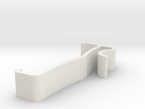 Blind Clip Version 1 in White Strong & Flexible