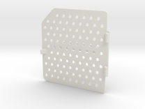 Wave Wash Lid V2.1 in White Strong & Flexible