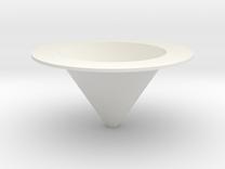Flytrap in White Strong & Flexible