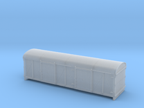 LMS / BR 6wheel Cell Truck body - 4mm scale in Frosted Ultra Detail