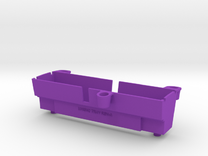 UniSN2 Tray in Purple Strong & Flexible Polished