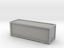 Container Cargo Sprinter_v1 TT 1:120 in Metallic Plastic