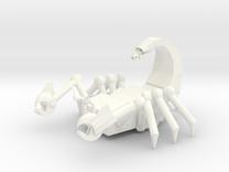 Thrash Archvillain Supreme in White Strong & Flexible Polished