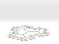60º Golden Tree in White Strong & Flexible