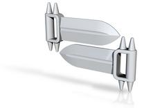 ModiBot BashBlade Set in White Strong & Flexible