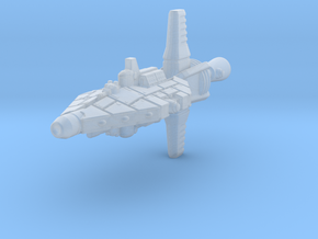 Mavridean Imoran class heavy cruiser in Smoothest Fine Detail Plastic