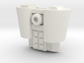Galv Chest in White Strong & Flexible
