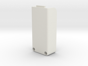 DNA200 Door in White Natural Versatile Plastic