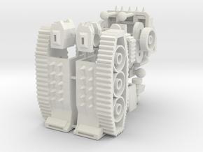 New New Kit M in White Natural Versatile Plastic