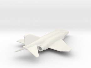 F4 Phantom 1 To 600 in White Natural Versatile Plastic