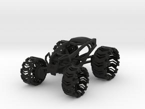 Leafspring Buggy V2 SLS in Black Natural Versatile Plastic