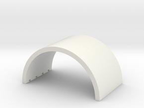1/50 Enercon Halbschale in White Strong & Flexible