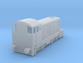TT 1:120 Scale E Class  in Smooth Fine Detail Plastic