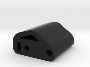 WRC Paddle Adjuster Block in Black Natural Versatile Plastic