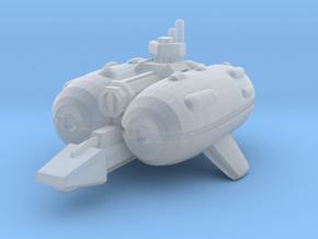 SSA201 Arbalest Light Cruiser in Smooth Fine Detail Plastic