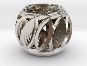 Hyper-Sphere 01 in Platinum