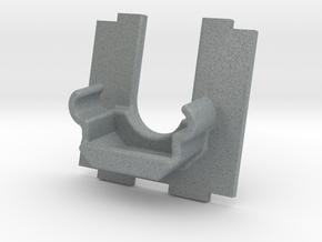 Fatshark 600 Tvl Mount 15° V2 2 in Polished Metallic Plastic