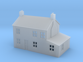 T Gauge House in Frosted Extreme Detail