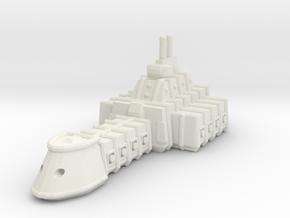 ZD201 Thangrim Medium Cruiser in White Strong & Flexible