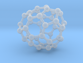 0251 Fullerene C42-30 c1 in Frosted Extreme Detail