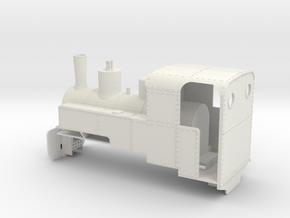 B-1-35-decauville-8ton-060-closed-1b in White Natural Versatile Plastic