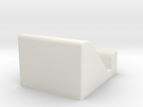 Untitled in White Natural Versatile Plastic