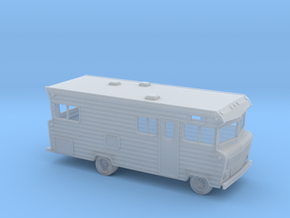 HO-Scale (1/87) Winnebago D-22 Indian in Smooth Fine Detail Plastic
