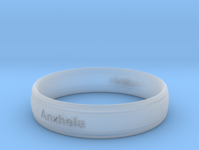 Bracelets (Personalize as you wish) in Smooth Fine Detail Plastic