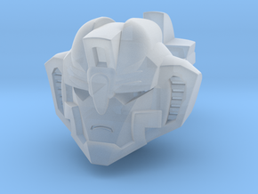 Neo Seeker Head - Angry in Frosted Ultra Detail