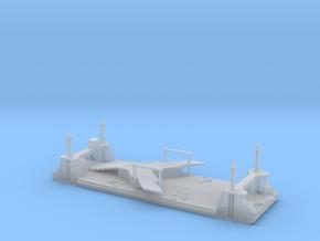 1/600 1 Off LST Pierhead Part 1 in Smooth Fine Detail Plastic
