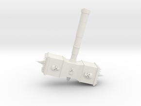 Hammer in White Natural Versatile Plastic