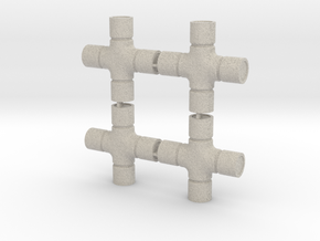 1:10TH SCALE 1410 U-JOINT **4 each** in Natural Sandstone