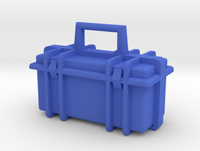 1/10 Toolbox M3 in Blue Processed Versatile Plastic