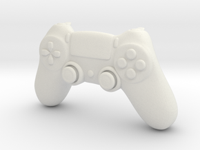 BJD DOLL: PS4 Controller 1/3 SD size in White Natural Versatile Plastic