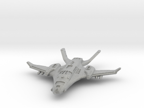 1/285 Royal Empire Raptor Fighter in Metallic Plastic
