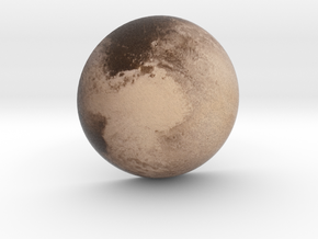 Pluto Small in Full Color Sandstone