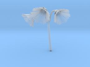 Snowbell (Soldanella) in Smooth Fine Detail Plastic