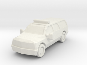 Ford SUV in White Strong & Flexible: 6mm