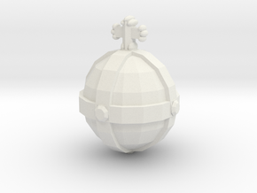 Team Fortress 2 ® Holy Hand Grenade Accessory for  in White Natural Versatile Plastic