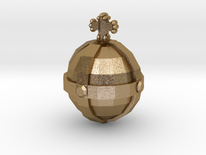 Team Fortress 2 ® Holy Hand Grenade Accessory for  in Polished Gold Steel