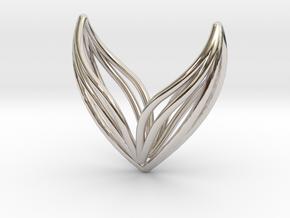 sWINGS Big, Pendant. in Platinum