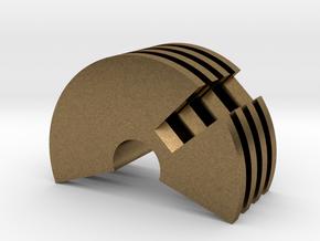 Heatsink V3 in Natural Bronze