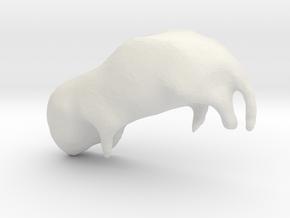 Pup2-high-meshmixer-h in White Strong & Flexible