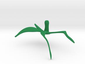 Tomato Leaf in Green Processed Versatile Plastic