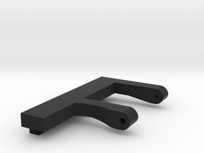 GoProLatch in Black Natural Versatile Plastic