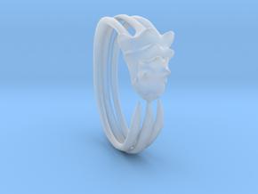 Phneergeoboros Bracelet in Smooth Fine Detail Plastic